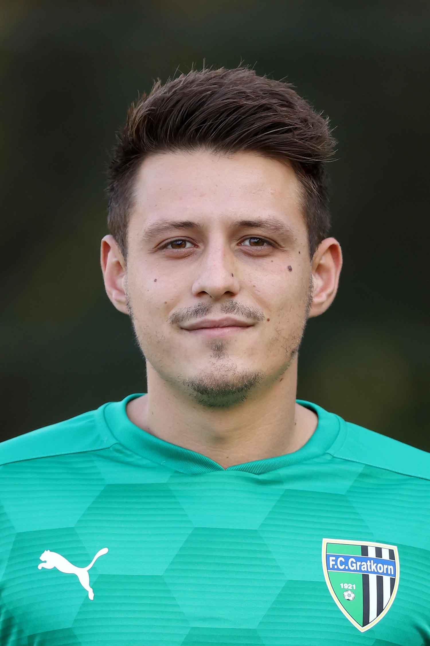 Mergim Krasniqi, Mittelfeld FC Gratkorn