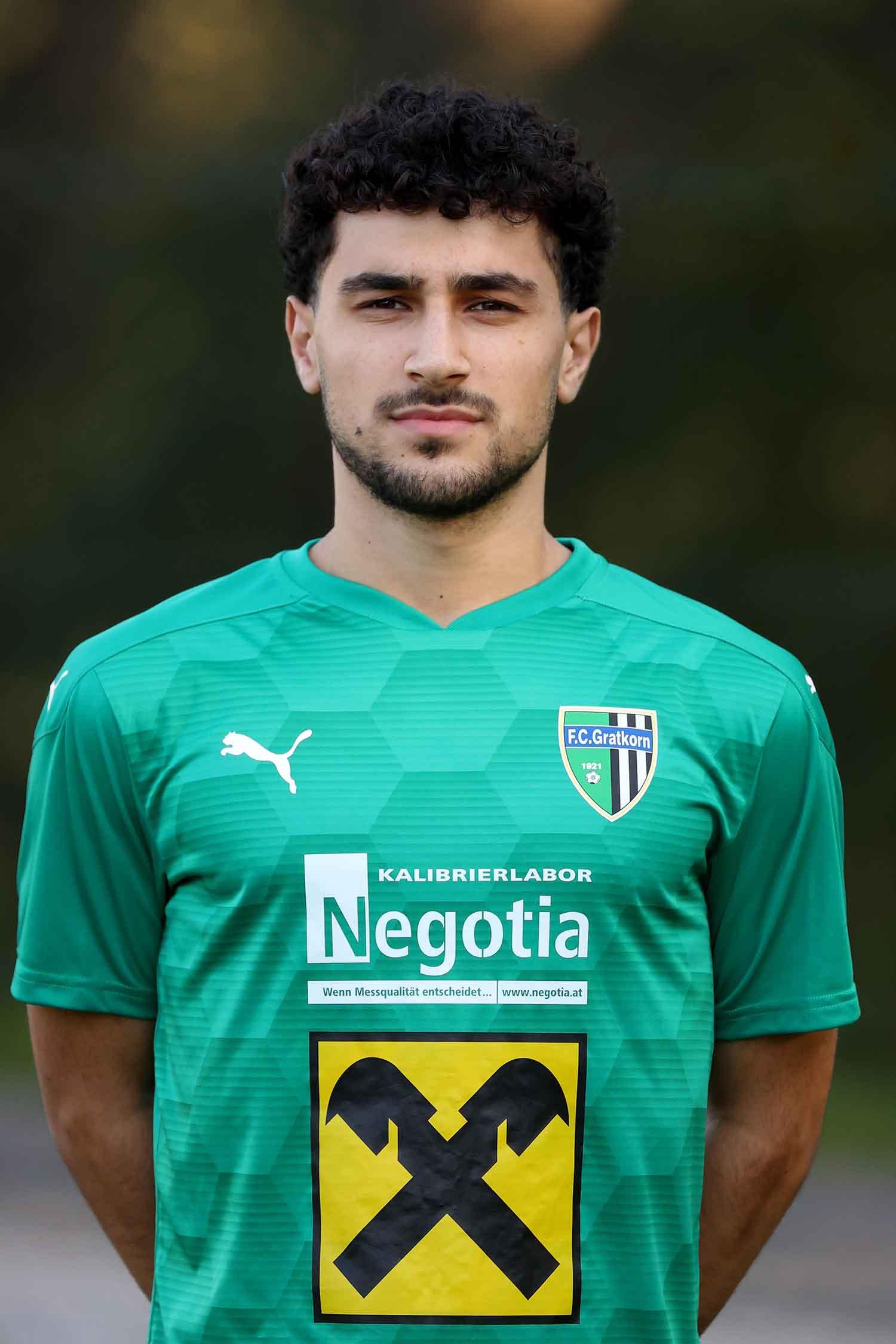 Muzaffer Akdag, Mittelfeld FC Gratkorn
