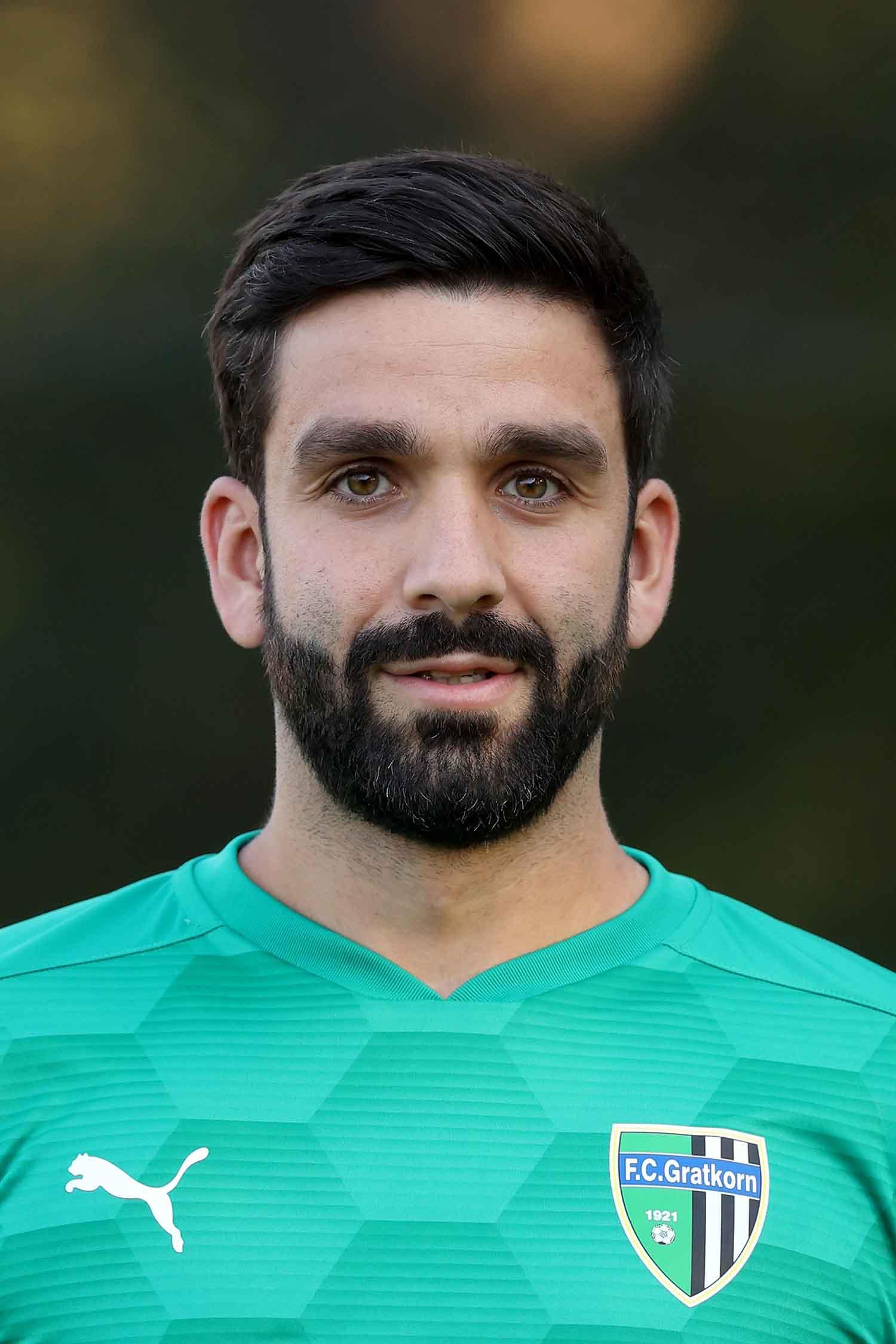 Kian Kadkhodaei, Verteidiger Kapitän FC Gratkorn
