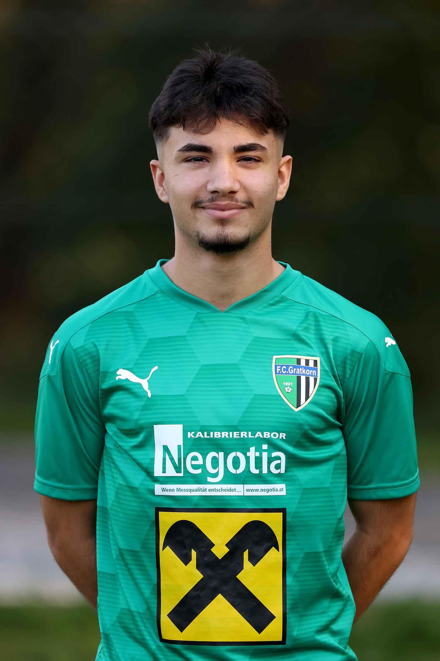 Kadir Sarac, Mittelfeld FC Gratkorn