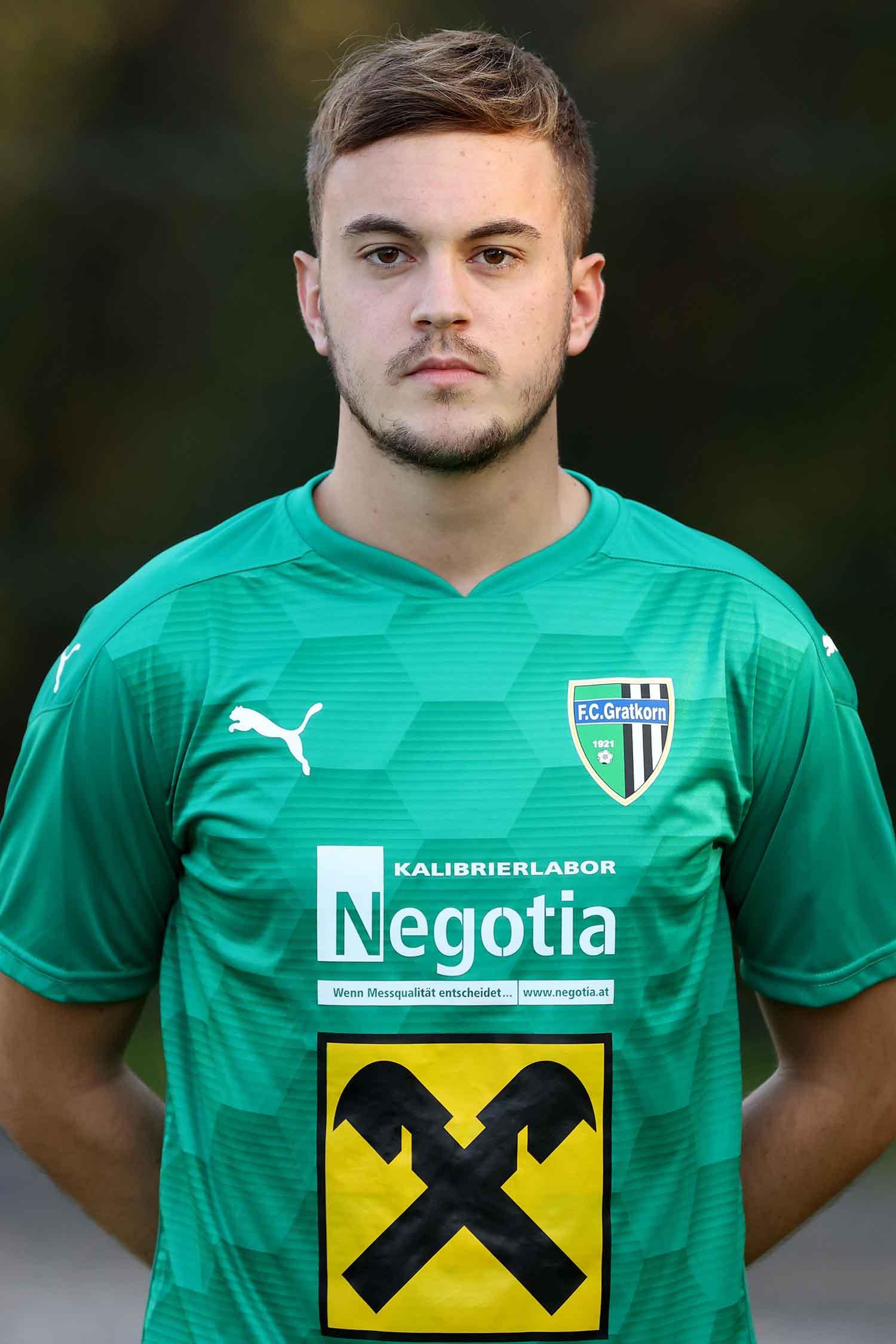 Lukas Zöschg, Verteidigung FC Gratkorn