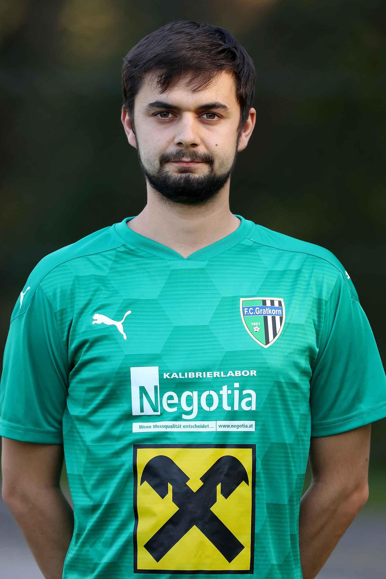 Christof Eberl, Mittelfeld FC Gratkorn