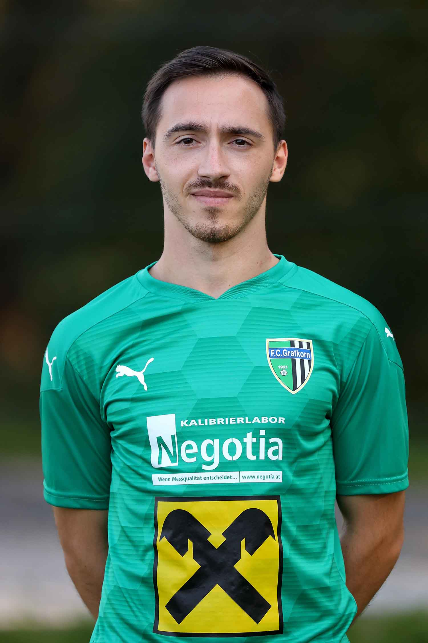 Oliver Egger, Verteidiger FC Gratkorn