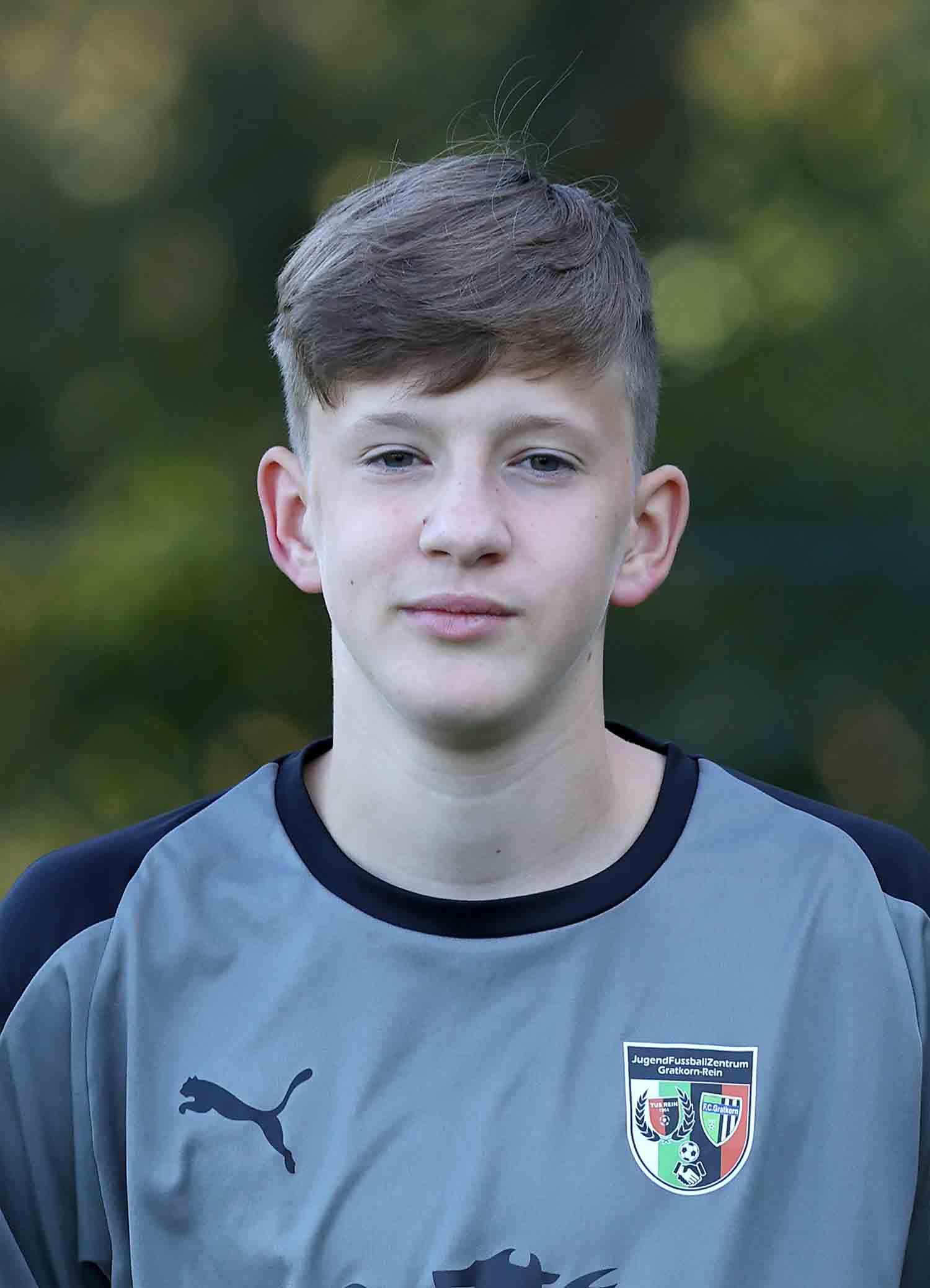 Sebastian Hörmann, FC Gratkorn U15