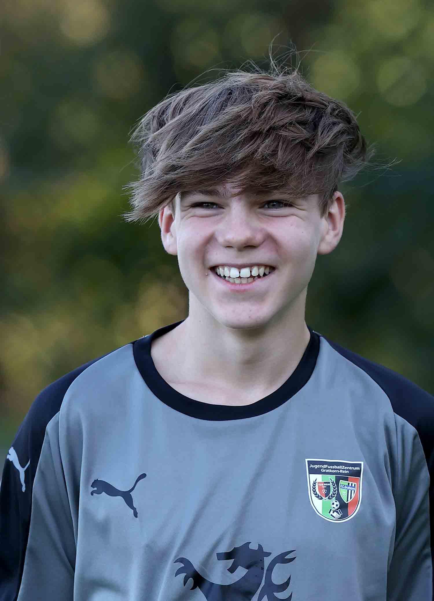 Raphael Senne, FC Gratkorn U15