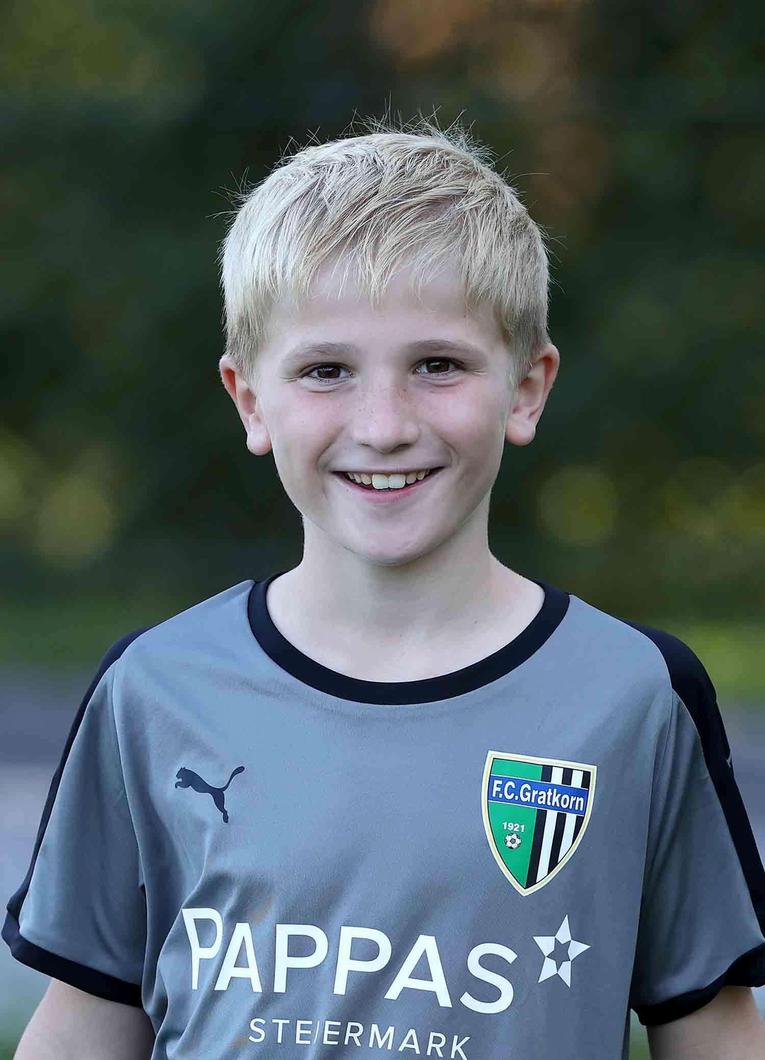 Marvin Culleton, FC Gratkorn U11
