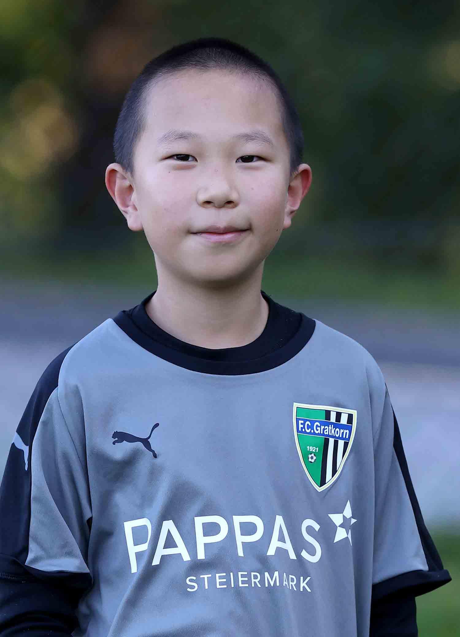 Xingjian Xu, FC Gratkorn U11