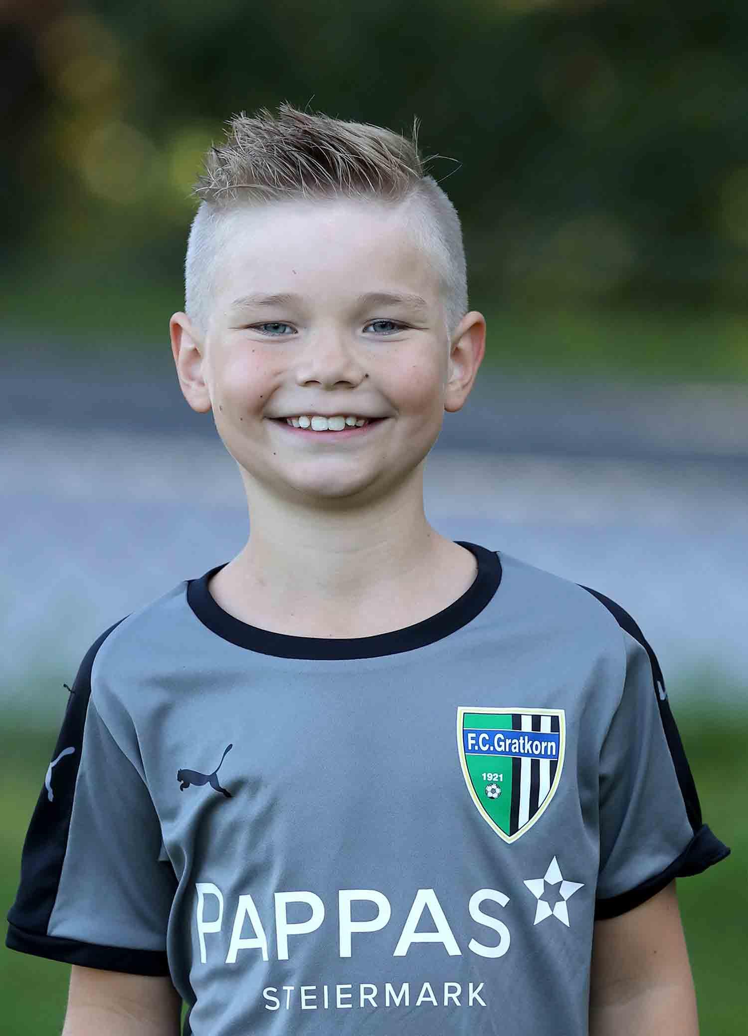 Benjamin Suchy, FC Gratkorn U11
