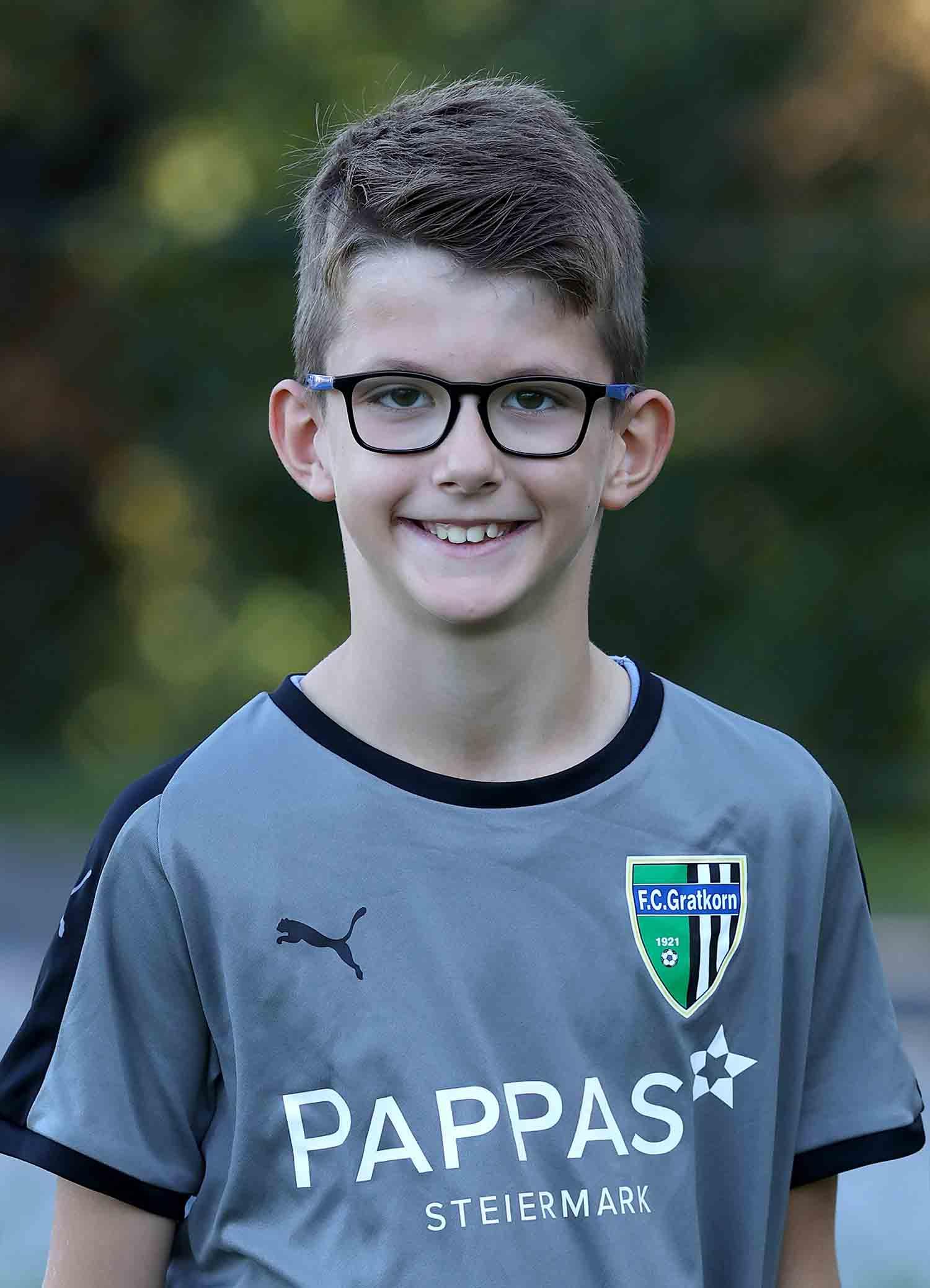 Erol Fejzic, FC Gratkorn U11