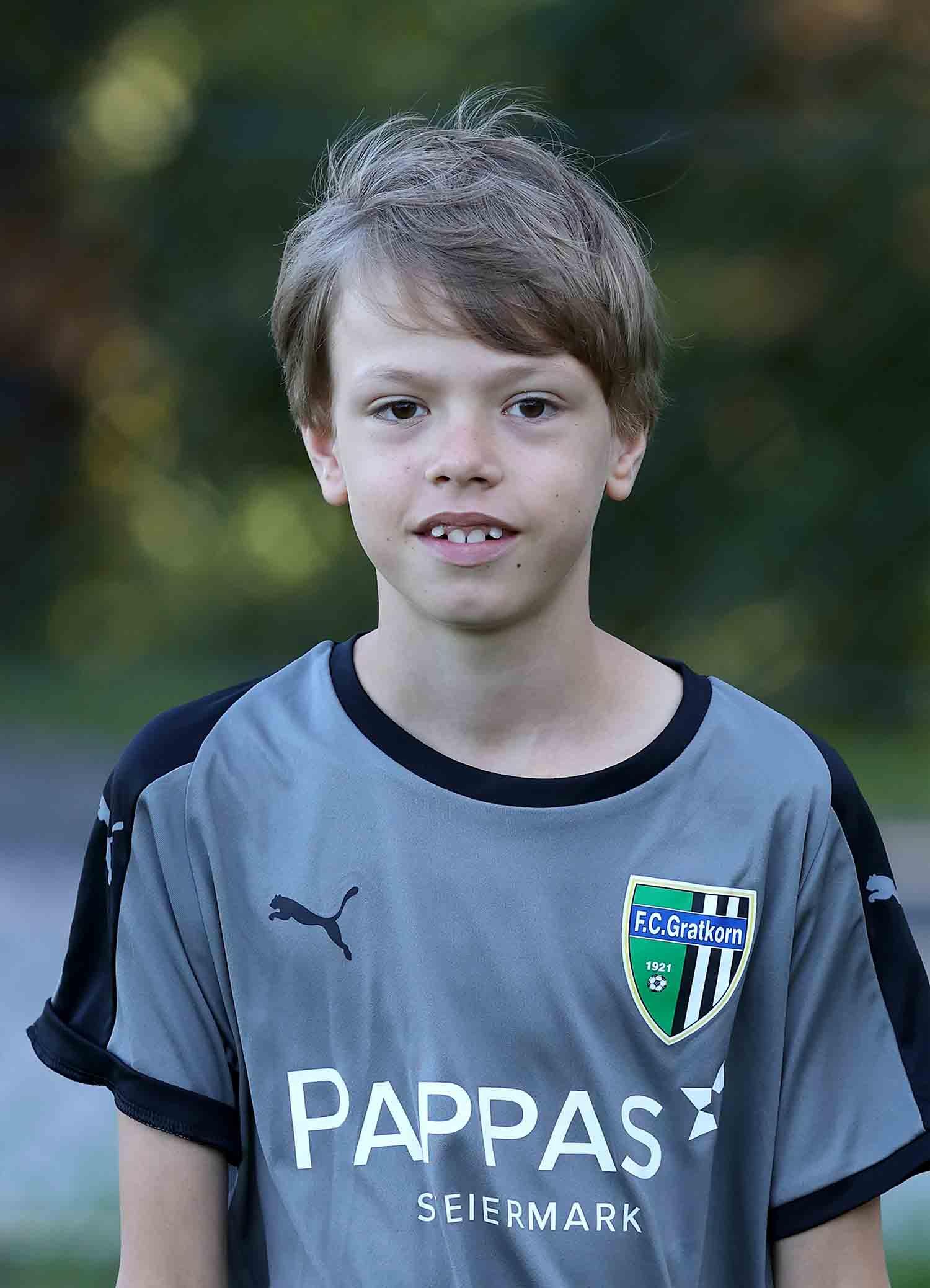 Jakob Bodingbauer, FC Gratkorn U11
