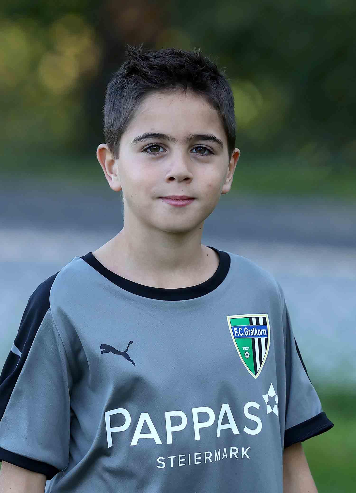 Noel Iapichello, FC Gratkorn U11