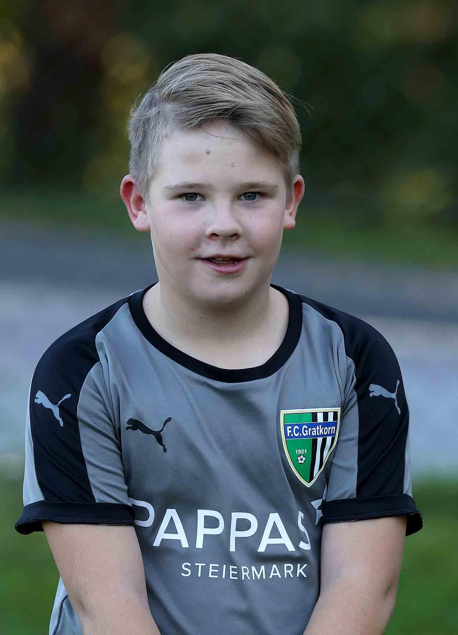 Ricardo Moser, FC Gratkorn U11
