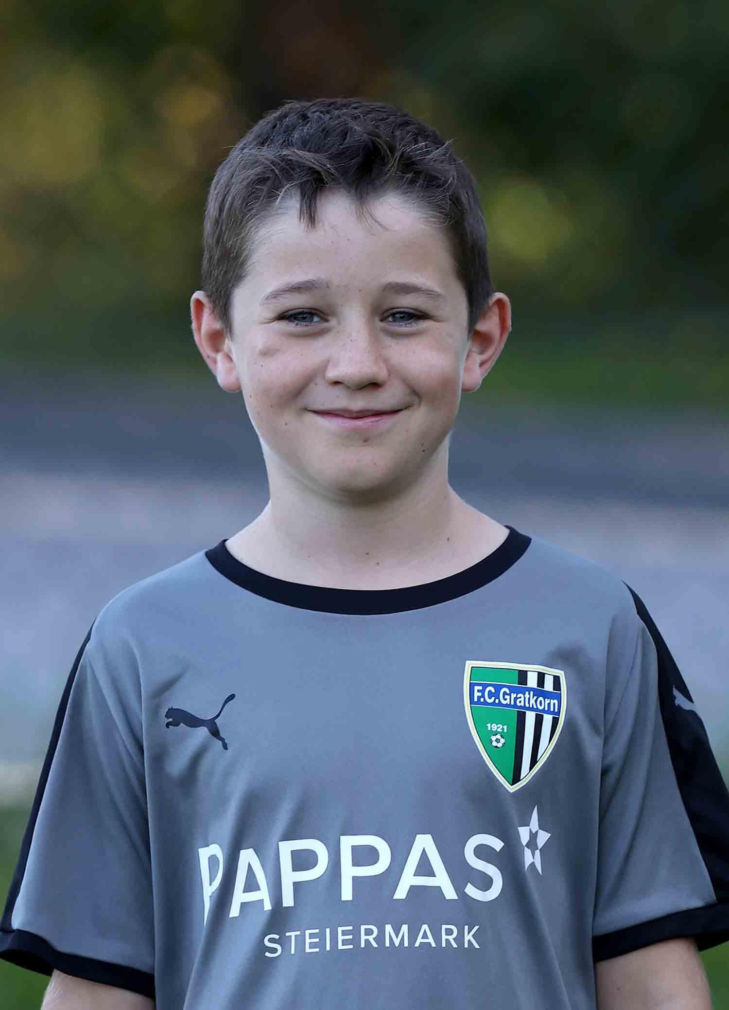 Nico Aigner, FC Gratkorn U11
