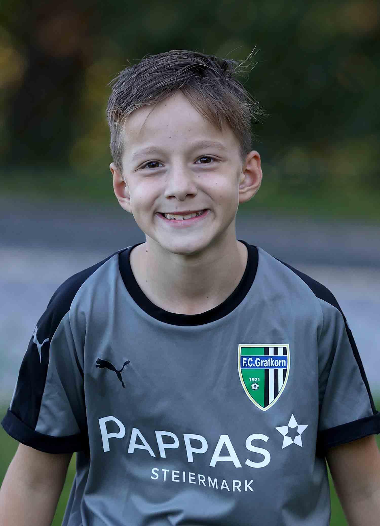 Amar Hasanovic, FC Gratkorn U11