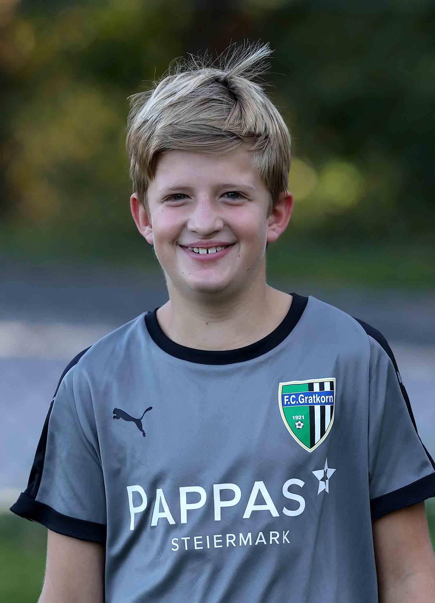 Jakob Wiesenegger, FC Gratkorn U11