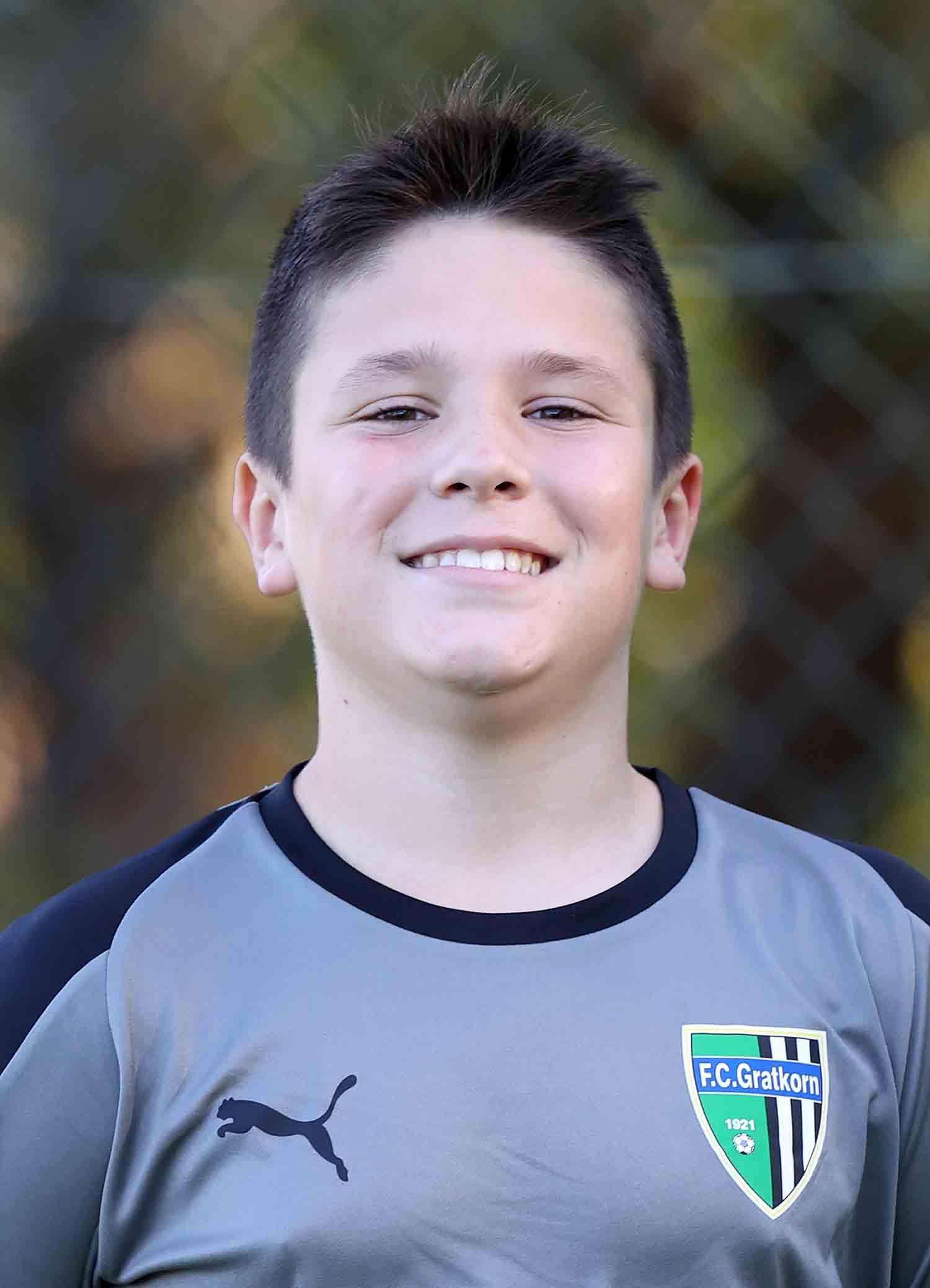 Bogdan Moraru, FC Gratkorn U13