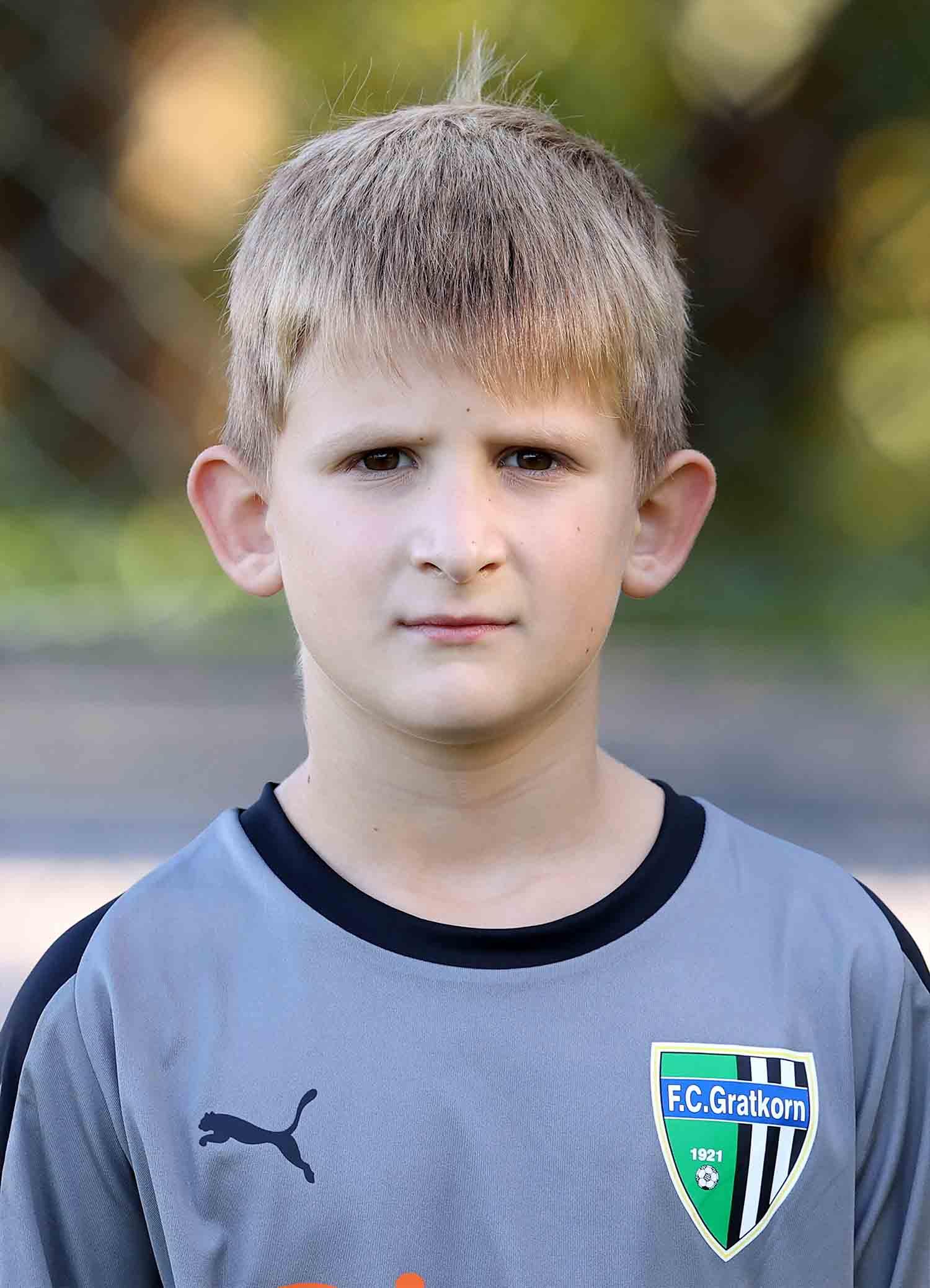 Julian Wiesenegger, FC Gratkorn U8