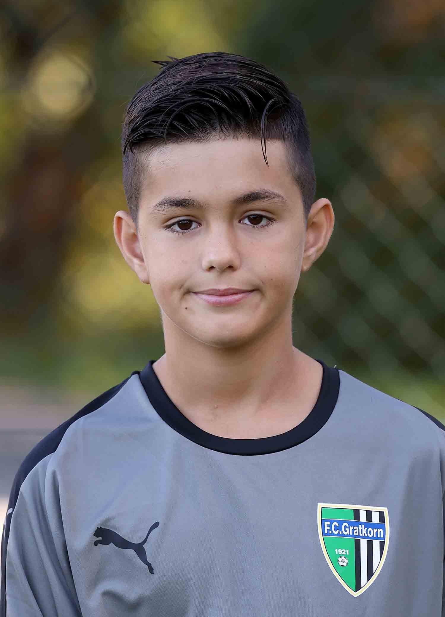 Toni Nrekaj, FC Gratkorn U13