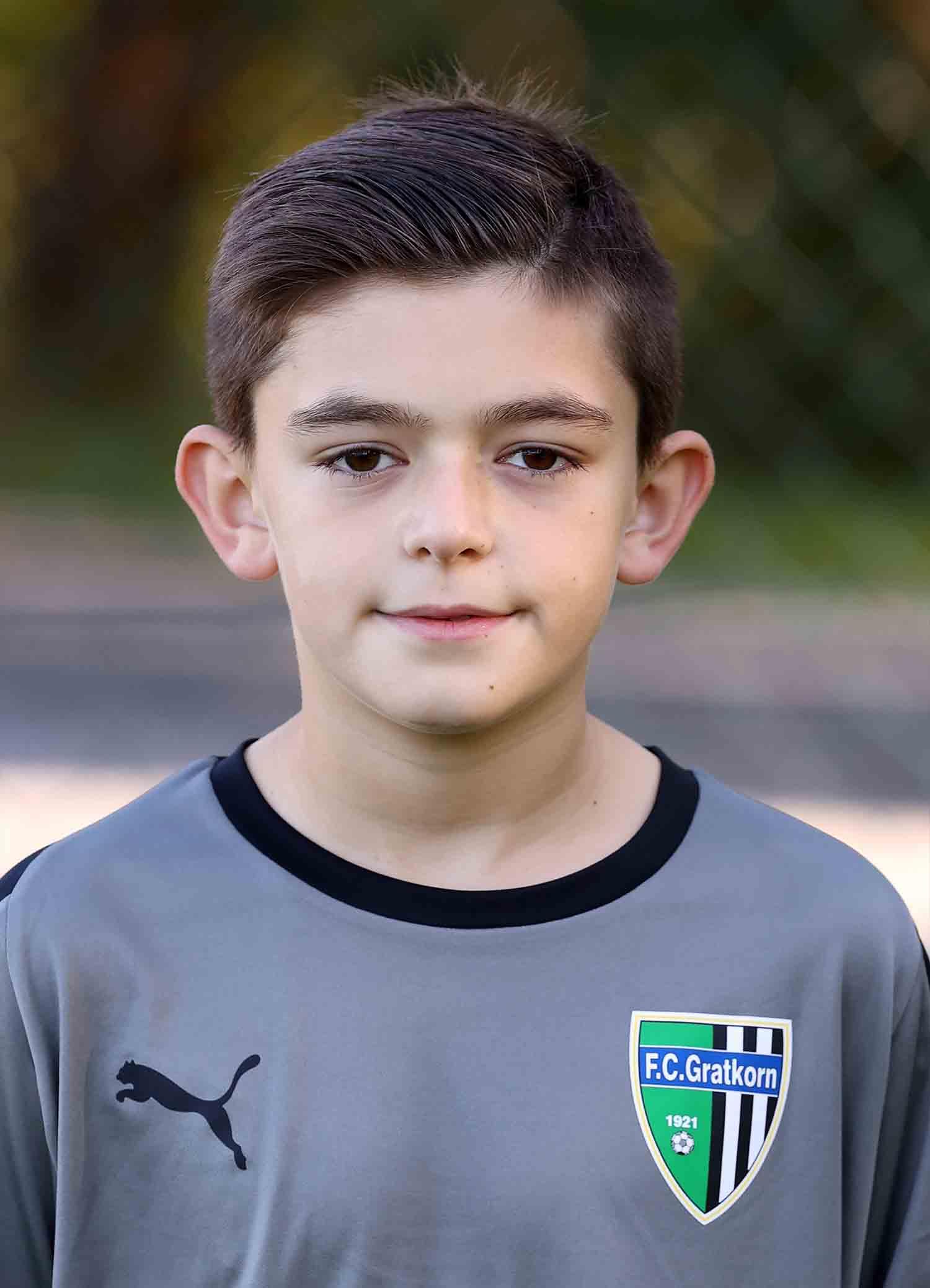 Alban Doroci, FC Gratkorn U13