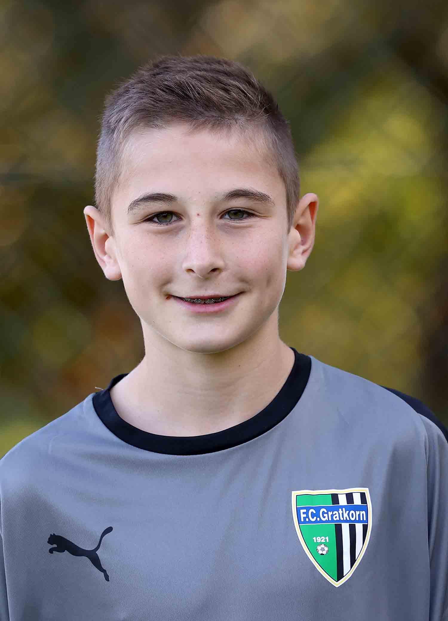 Christoph Haslinger, FC Gratkorn U13