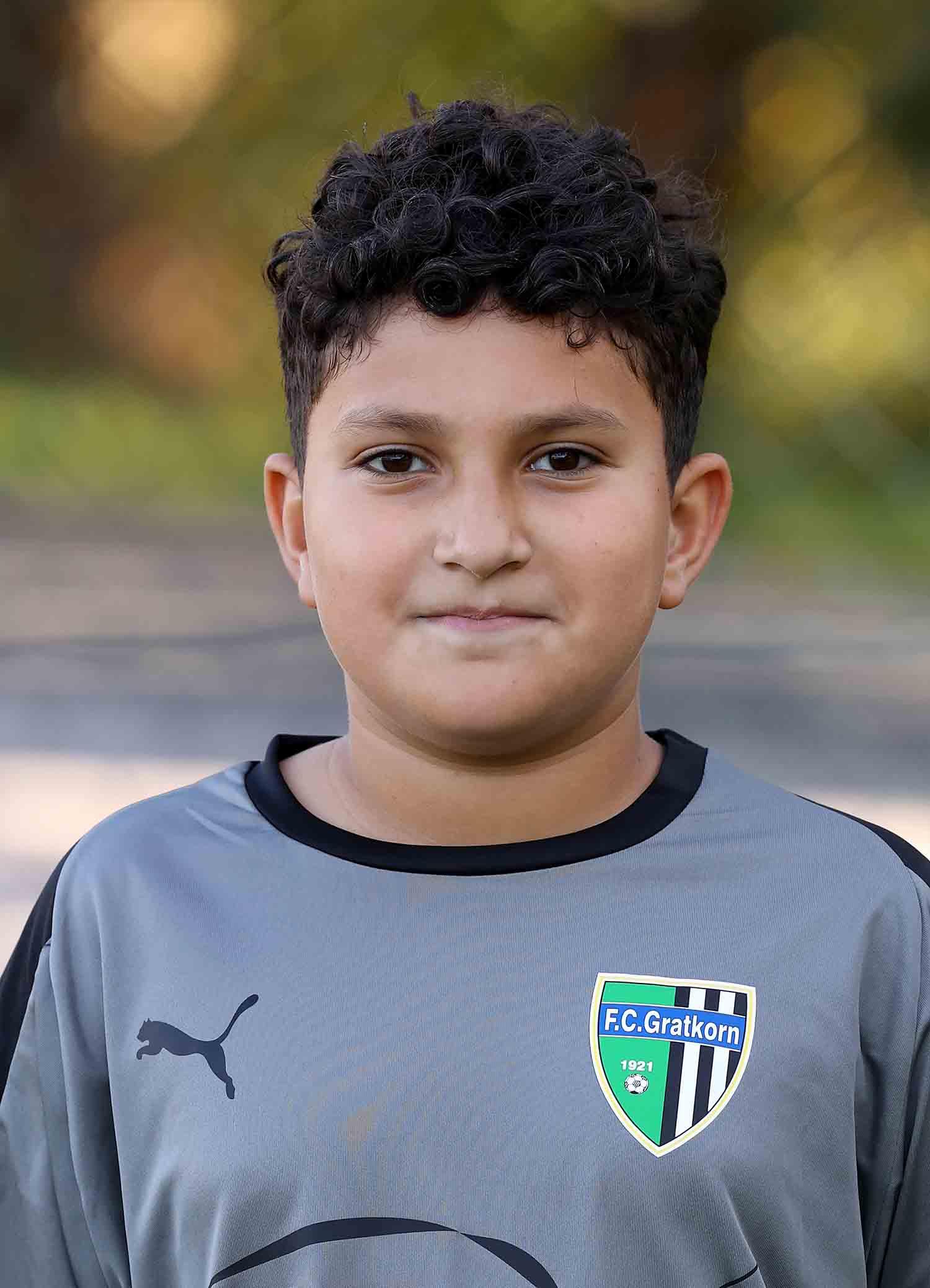 Laith Alali, FC Gratkorn U13