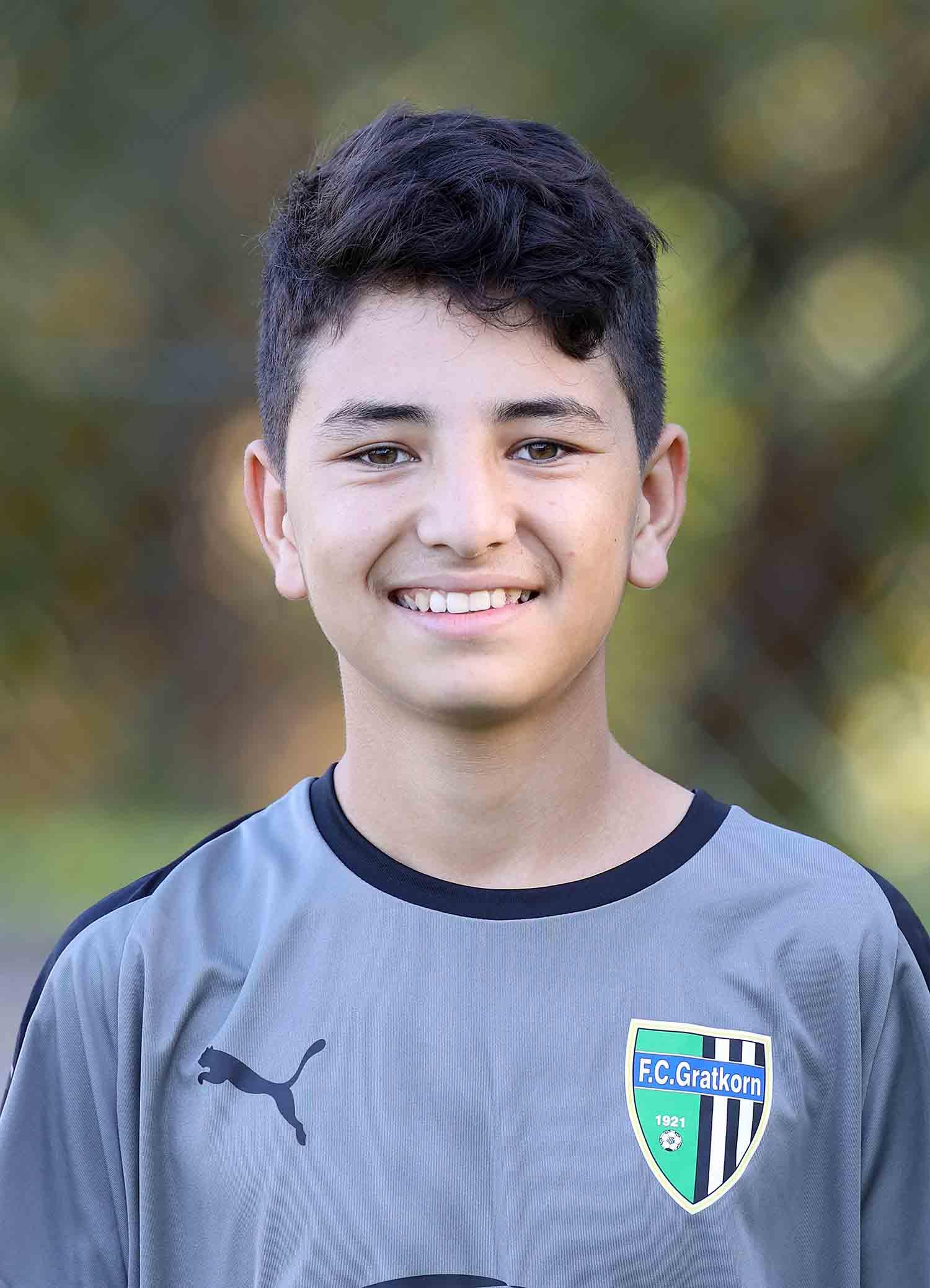 Mustafa Musawi, FC Gratkorn U13