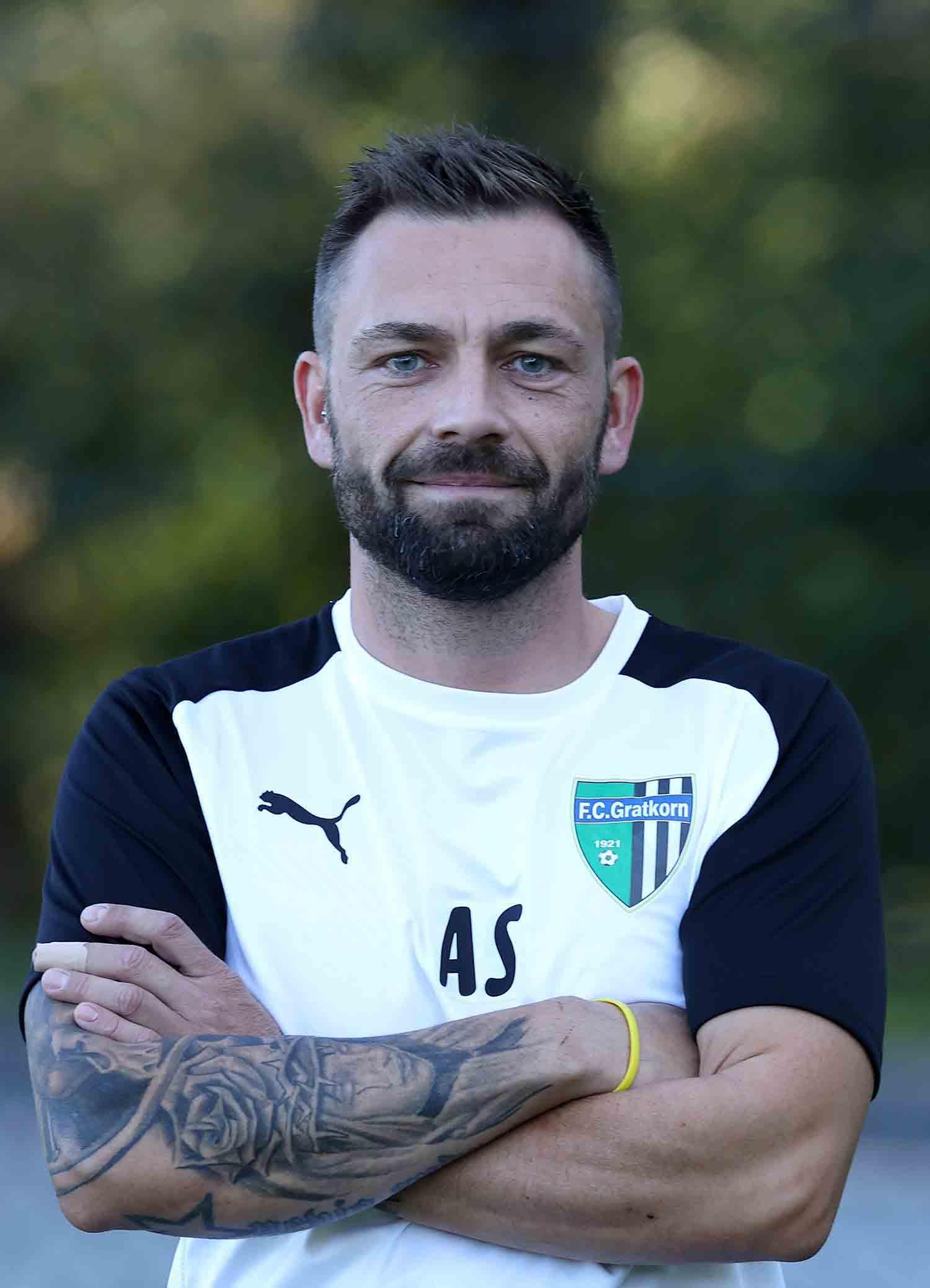 Andreas Steinschneider, Trainer U 11, FC Graktorn
