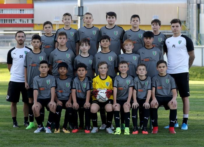 U 13, Mannschaftsfoto, FC Gratkorn