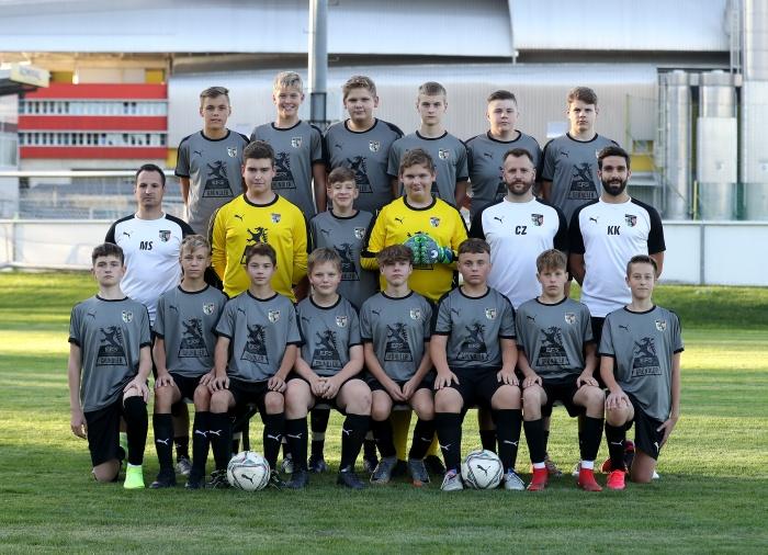 U 15, Mannschaftsfoto, FC Gratkorn