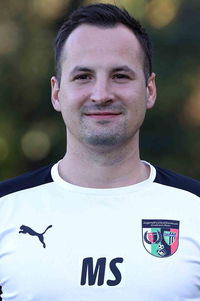 Marc-Andre Schenner, Co-Trainer, U 15 FC Gratkorn