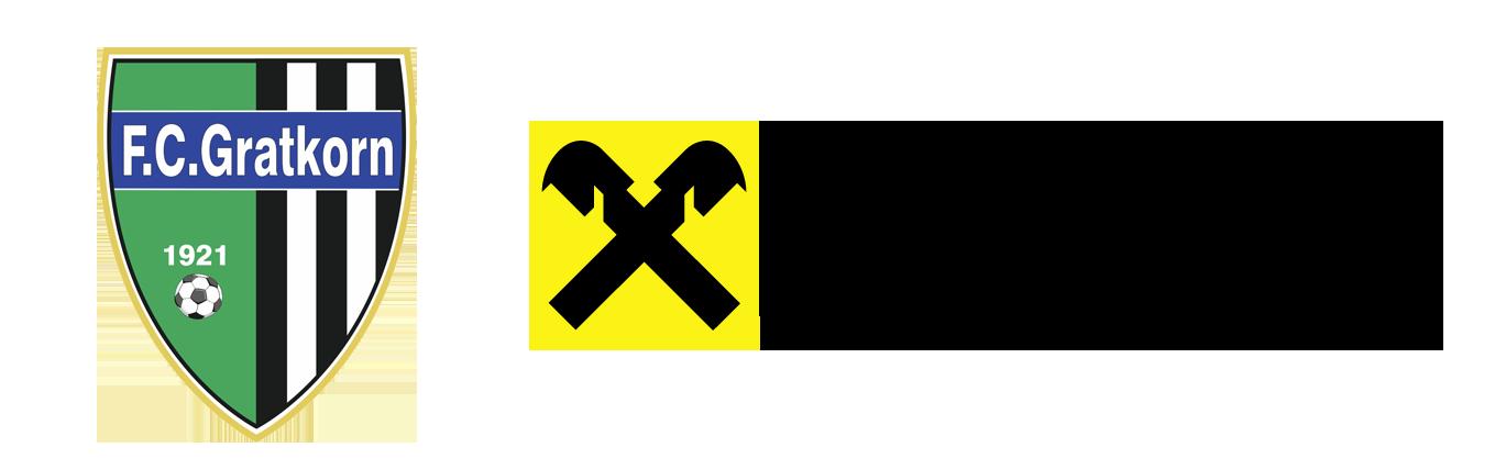 Logo FC Gratkorn - Raiffeisenbank