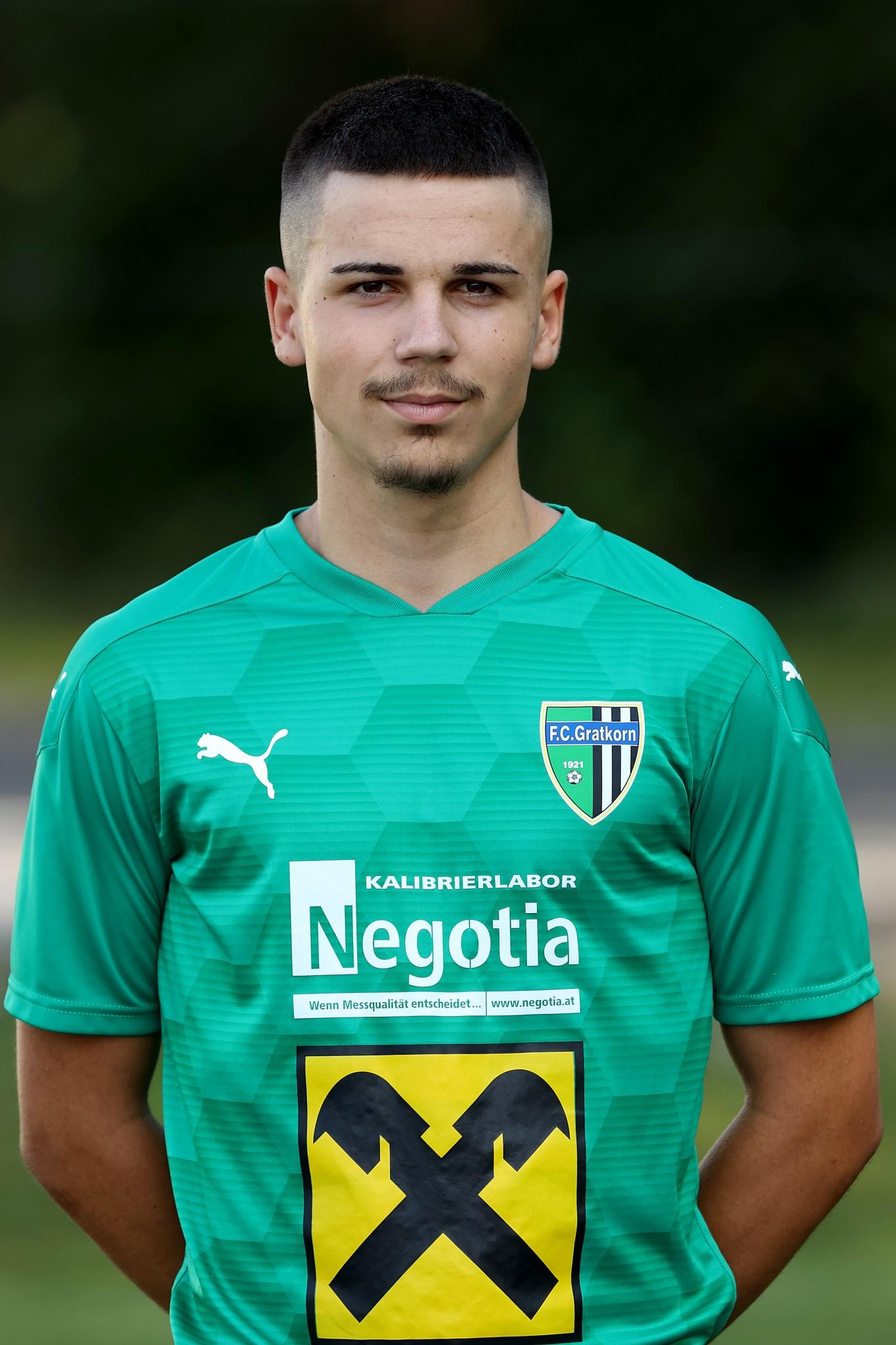 Marko Simonovic, FC Gratkorn KM1
