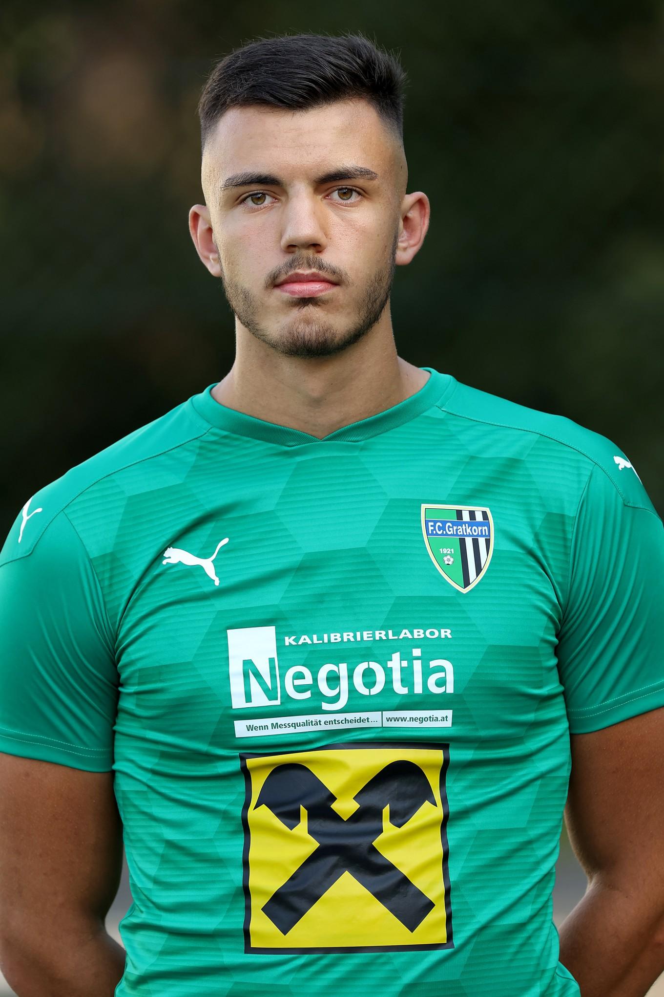 Armin Spahic, FC Gratkorn KM1