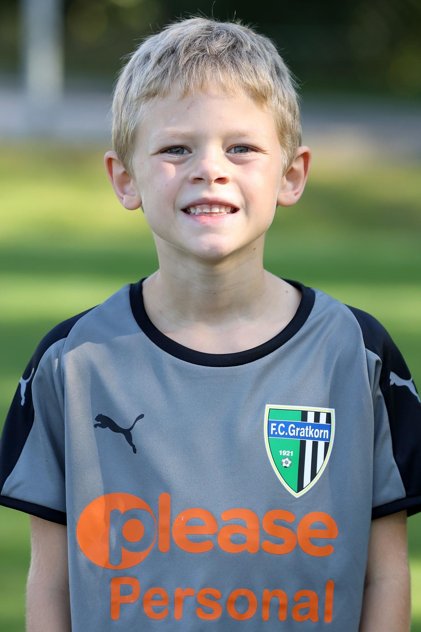 David Gazzetta, FC Gratkorn U8
