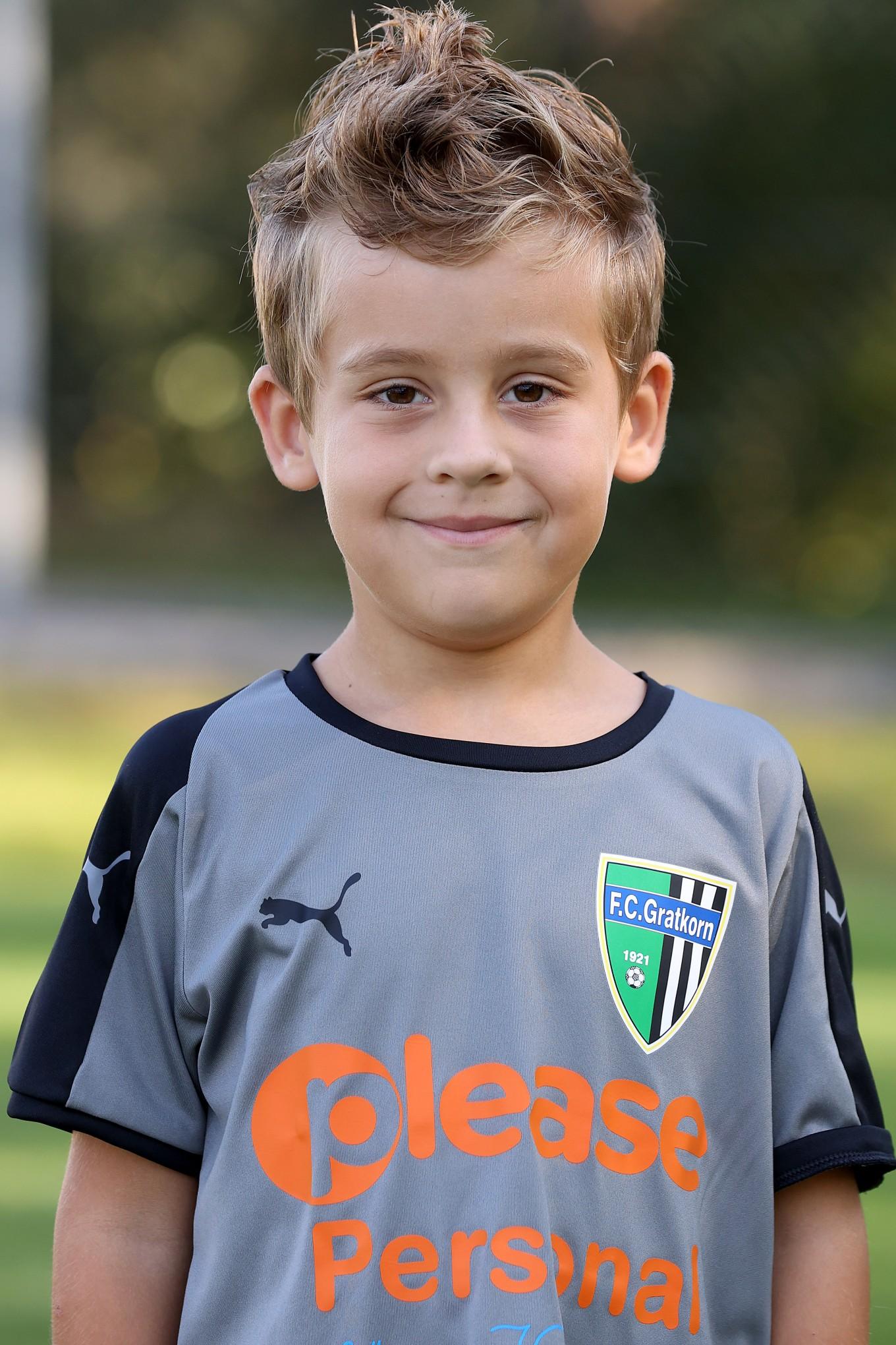 Alexander Grossmann, FC Gratkorn U8