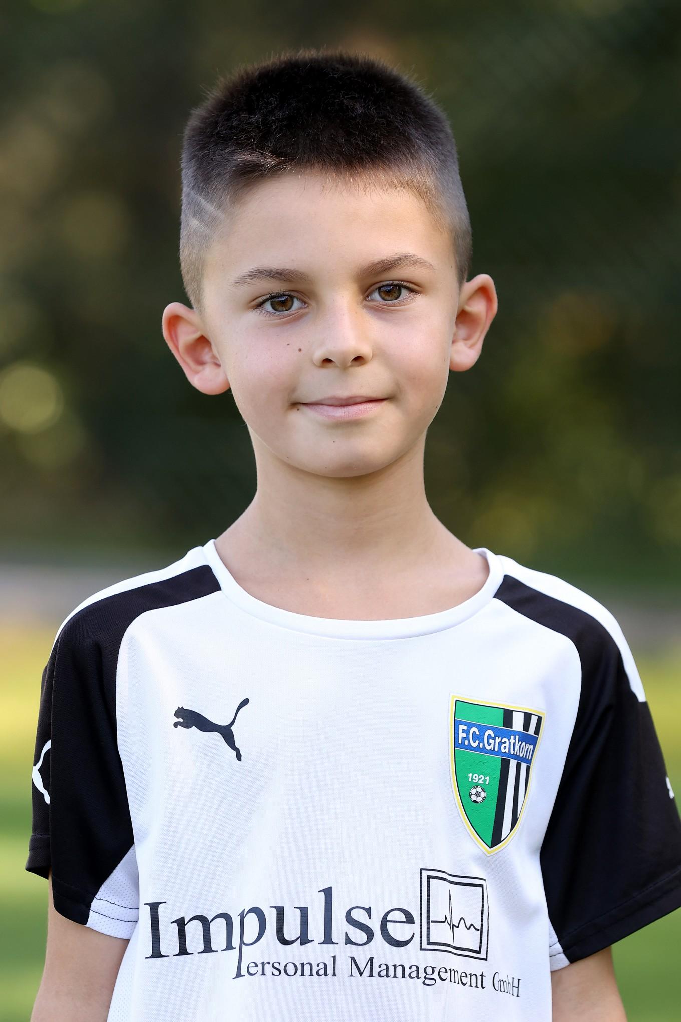 Elias Zoißl-Haarl, FC Gratkorn U8