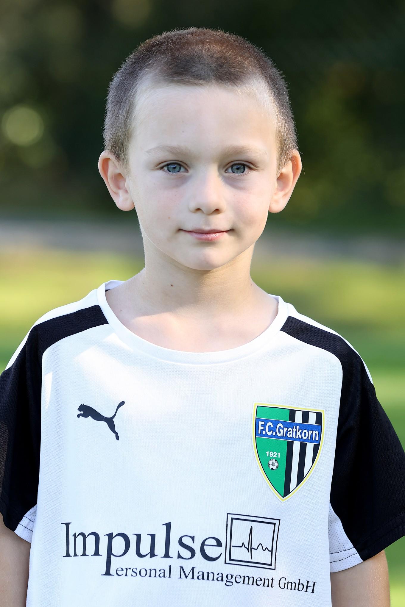 Benedek Csofcsics, FC Gratkorn U8